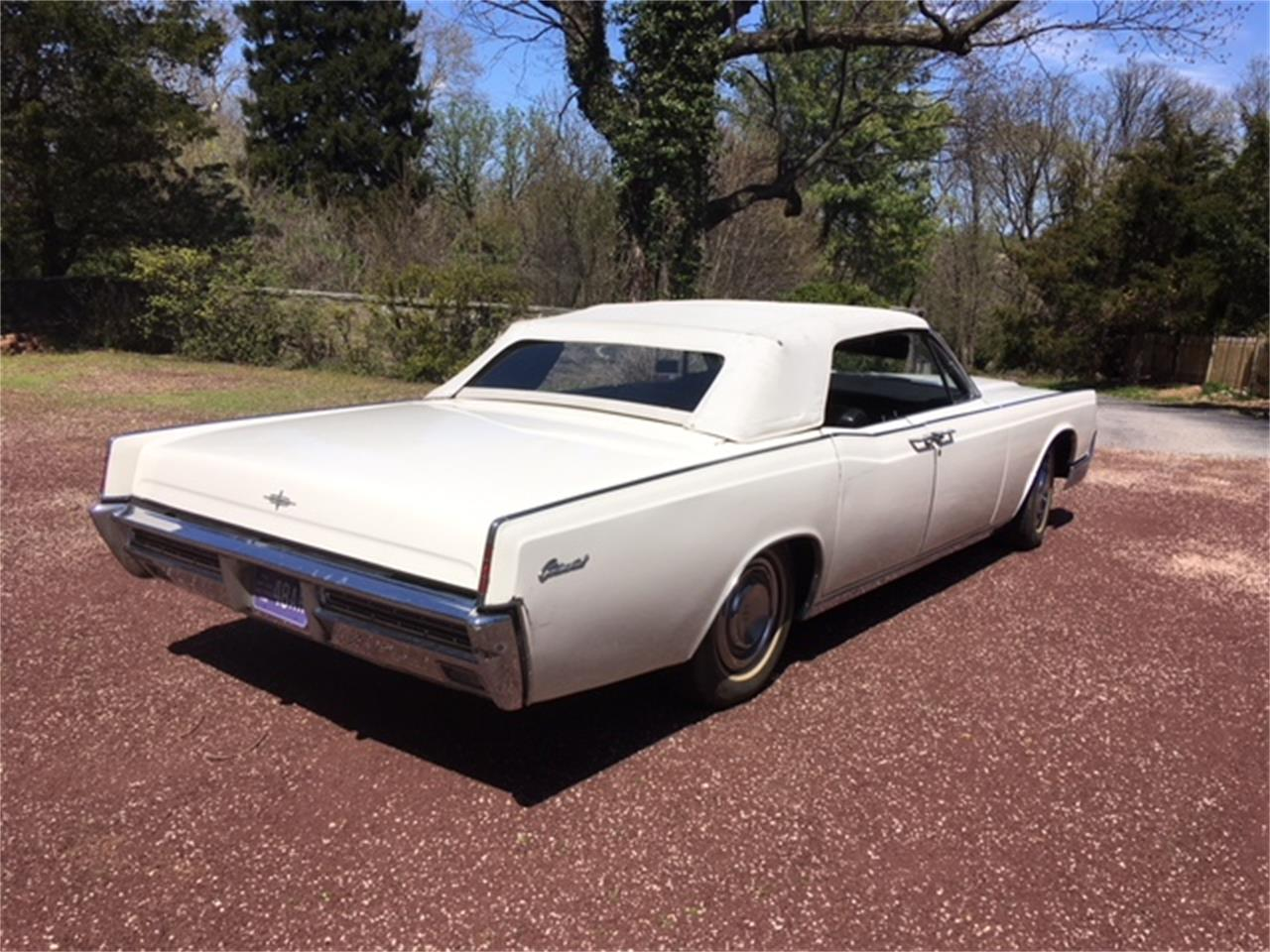 Large Picture of Classic 1967 Lincoln Continental - $29,500.00 Offered by a Private Seller - OTOG
