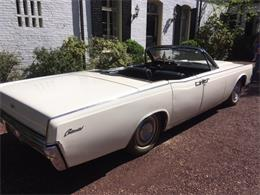 Picture of 1967 Lincoln Continental Offered by a Private Seller - OTOG
