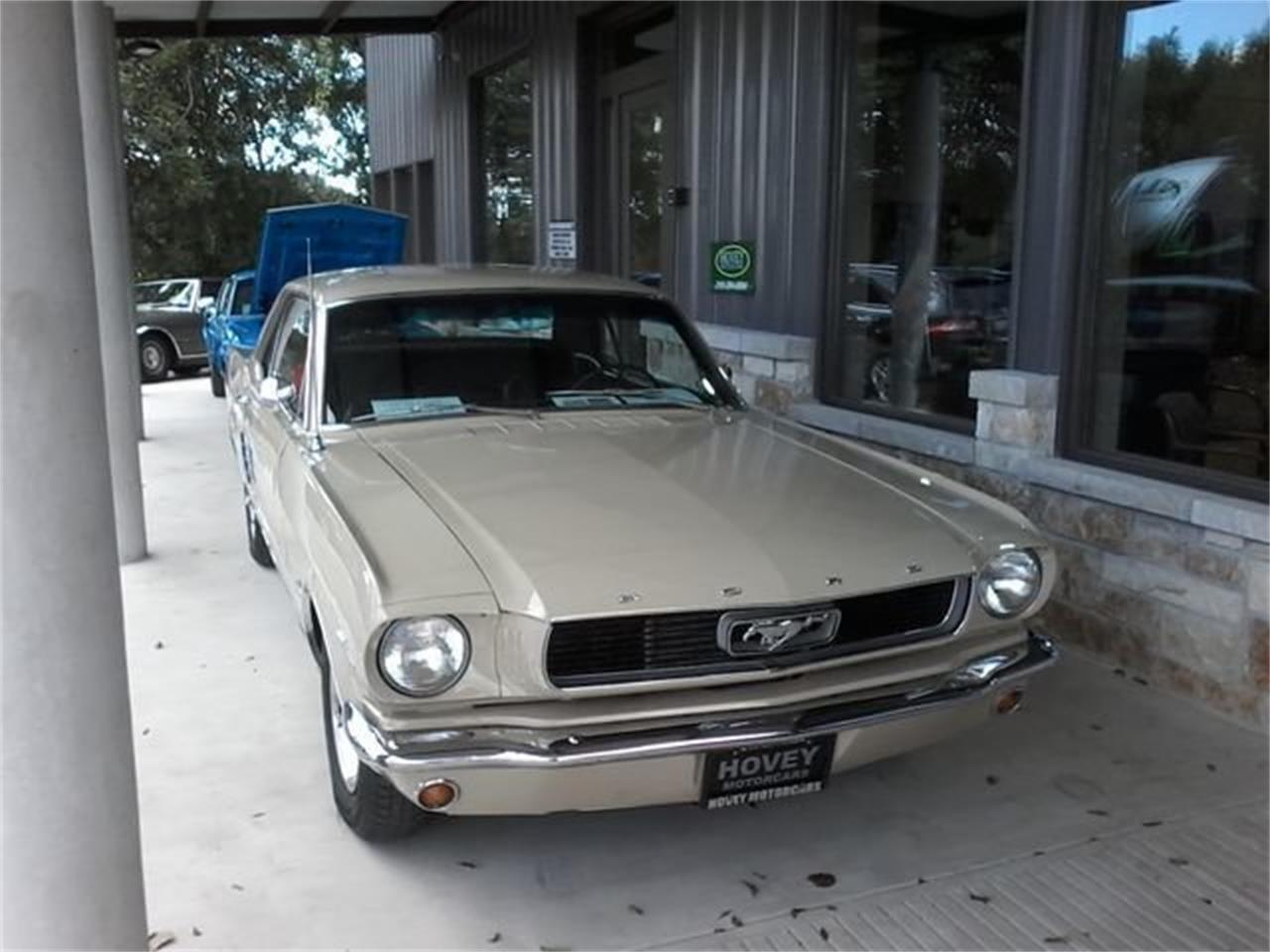 Large Picture of '66 Mustang - OTP5