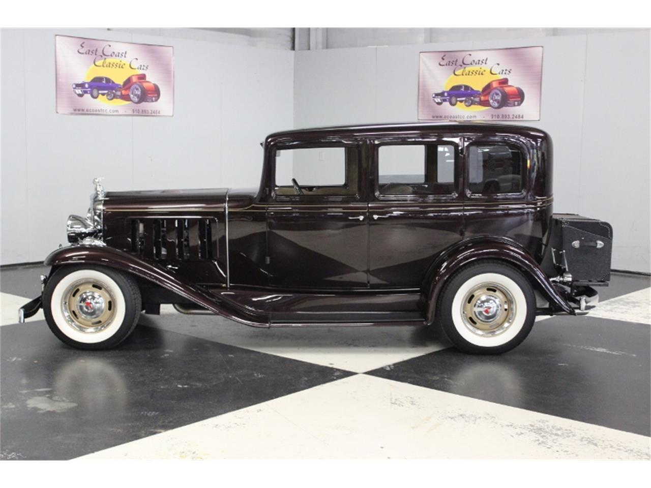 Large Picture of Classic 1932 Pontiac Sedan located in Lillington North Carolina - $45,000.00 Offered by East Coast Classic Cars - OTPB