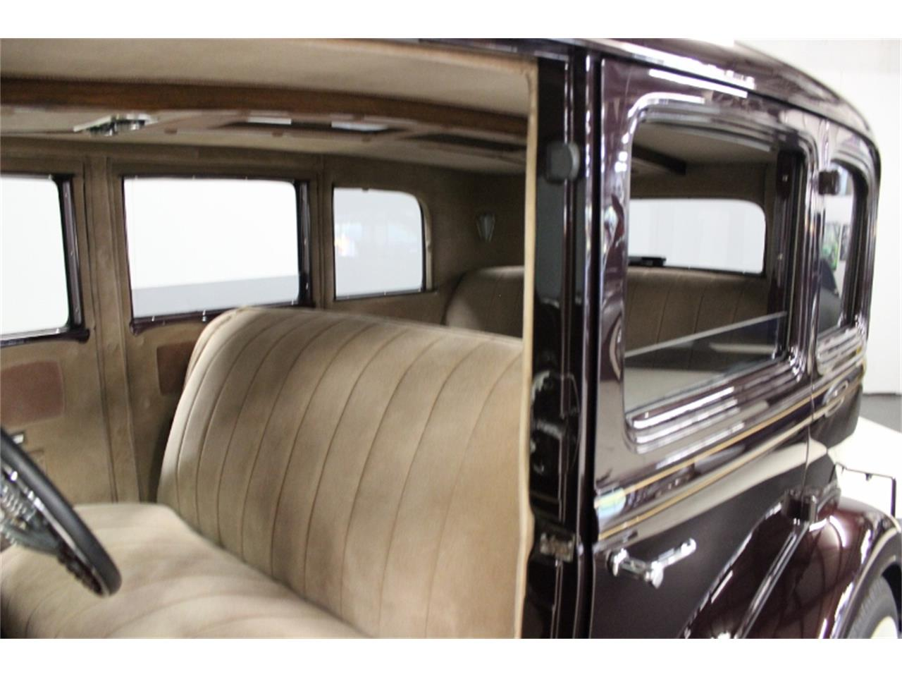 Large Picture of '32 Sedan located in Lillington North Carolina - $45,000.00 Offered by East Coast Classic Cars - OTPB