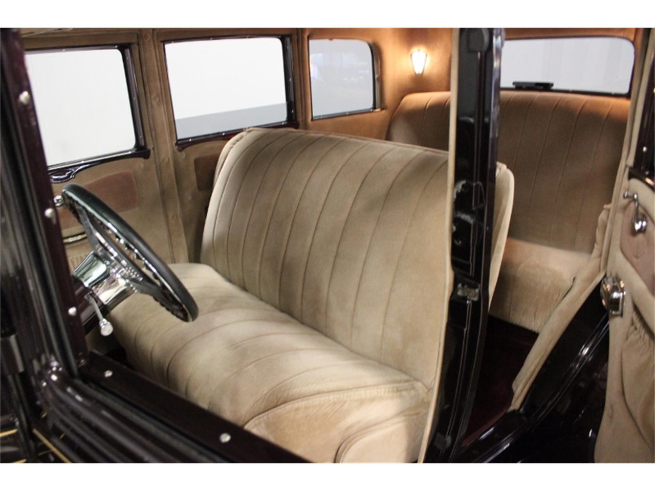 Large Picture of Classic 1932 Pontiac Sedan located in North Carolina - $45,000.00 Offered by East Coast Classic Cars - OTPB