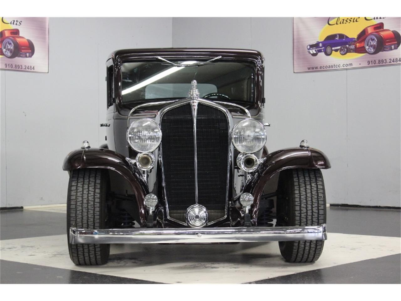 Large Picture of 1932 Pontiac Sedan located in Lillington North Carolina - $45,000.00 Offered by East Coast Classic Cars - OTPB