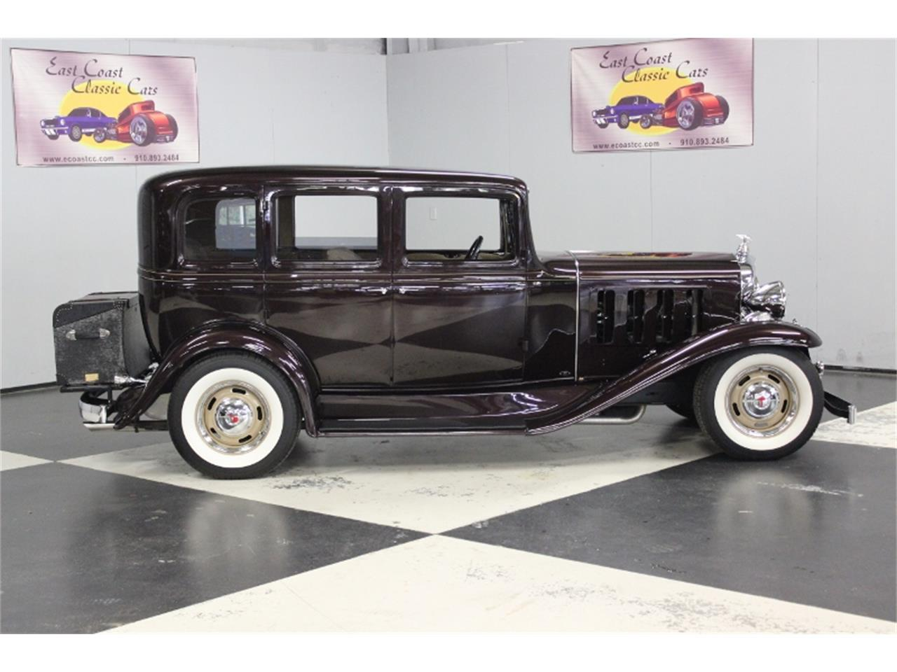 Large Picture of Classic 1932 Pontiac Sedan - $45,000.00 Offered by East Coast Classic Cars - OTPB