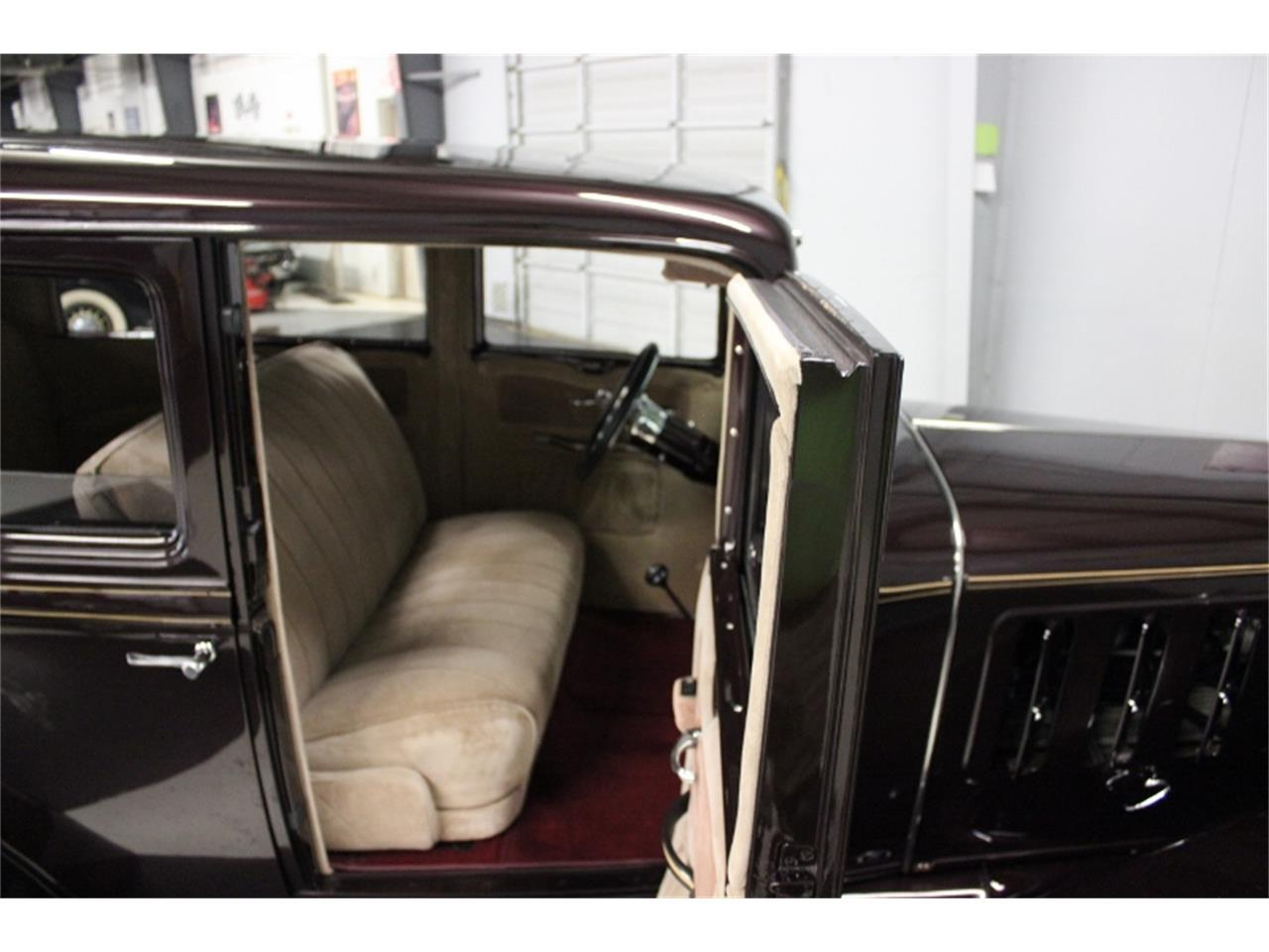Large Picture of 1932 Pontiac Sedan - $45,000.00 Offered by East Coast Classic Cars - OTPB