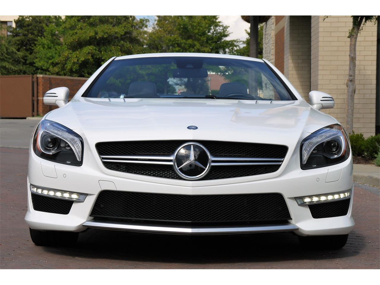 Large Picture of 2014 SL-Class located in Brentwood Tennessee Offered by Arde Motorcars - ONZC