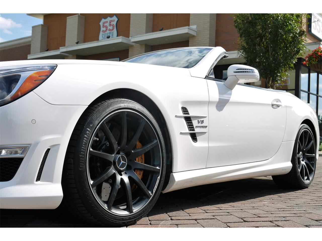 Large Picture of '14 Mercedes-Benz SL-Class - ONZC