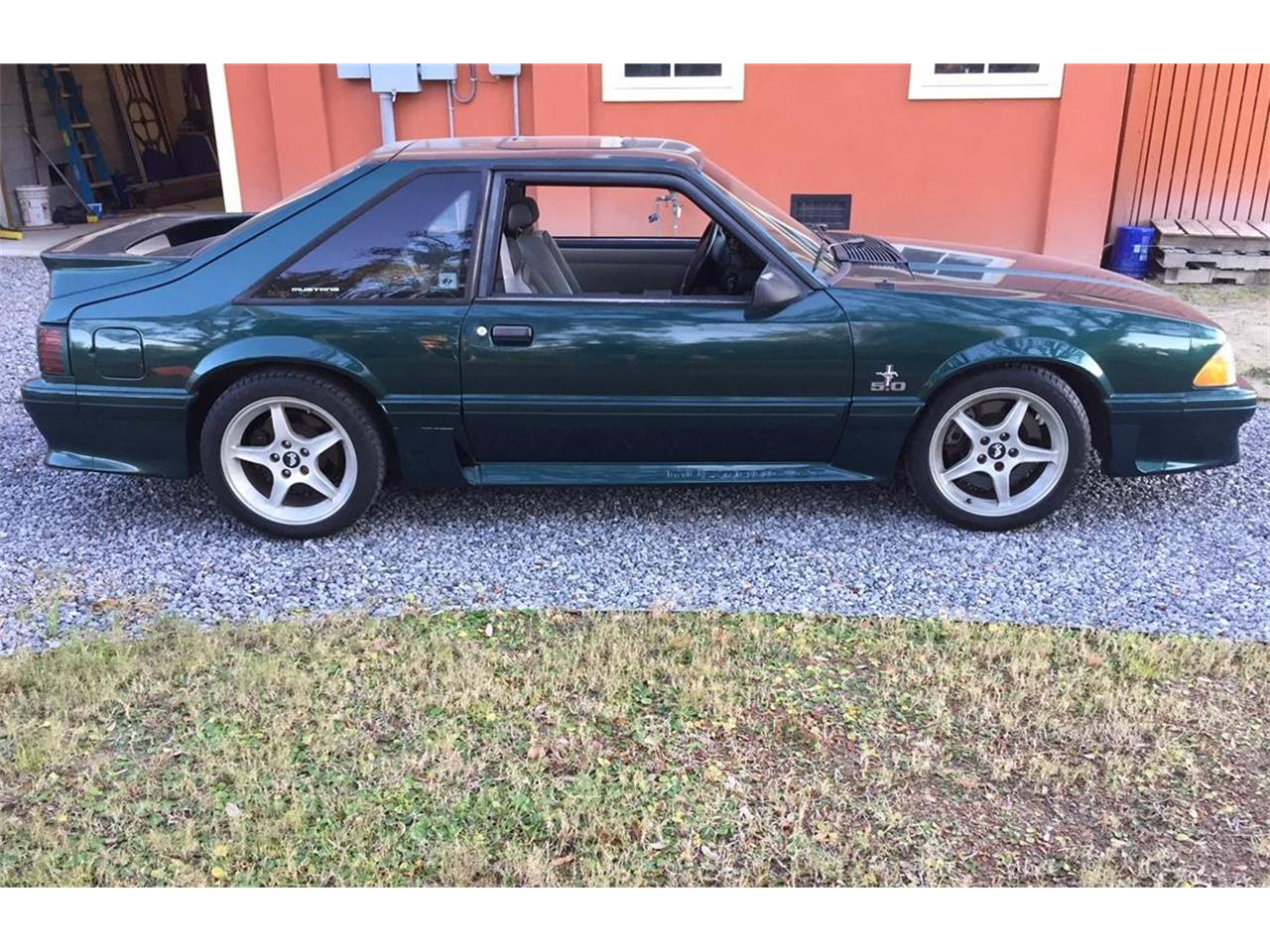 91 Mustang Gt >> For Sale 1991 Ford Mustang Gt In Charleston South Carolina