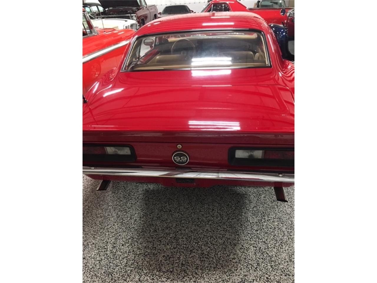Large Picture of '67 Camaro - OTQ2