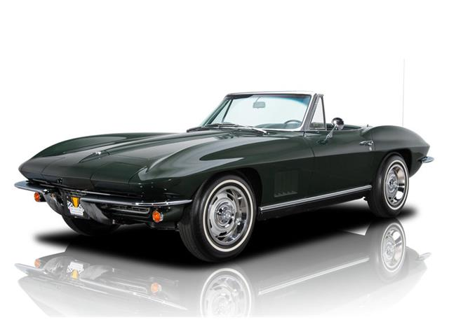 Picture of '67 Corvette - OTR8
