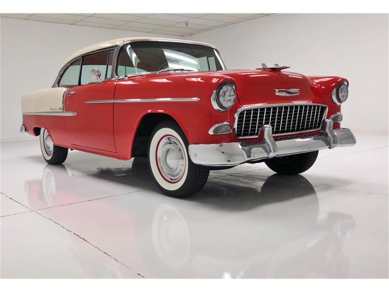 Large Picture of '55 Bel Air - OTR9