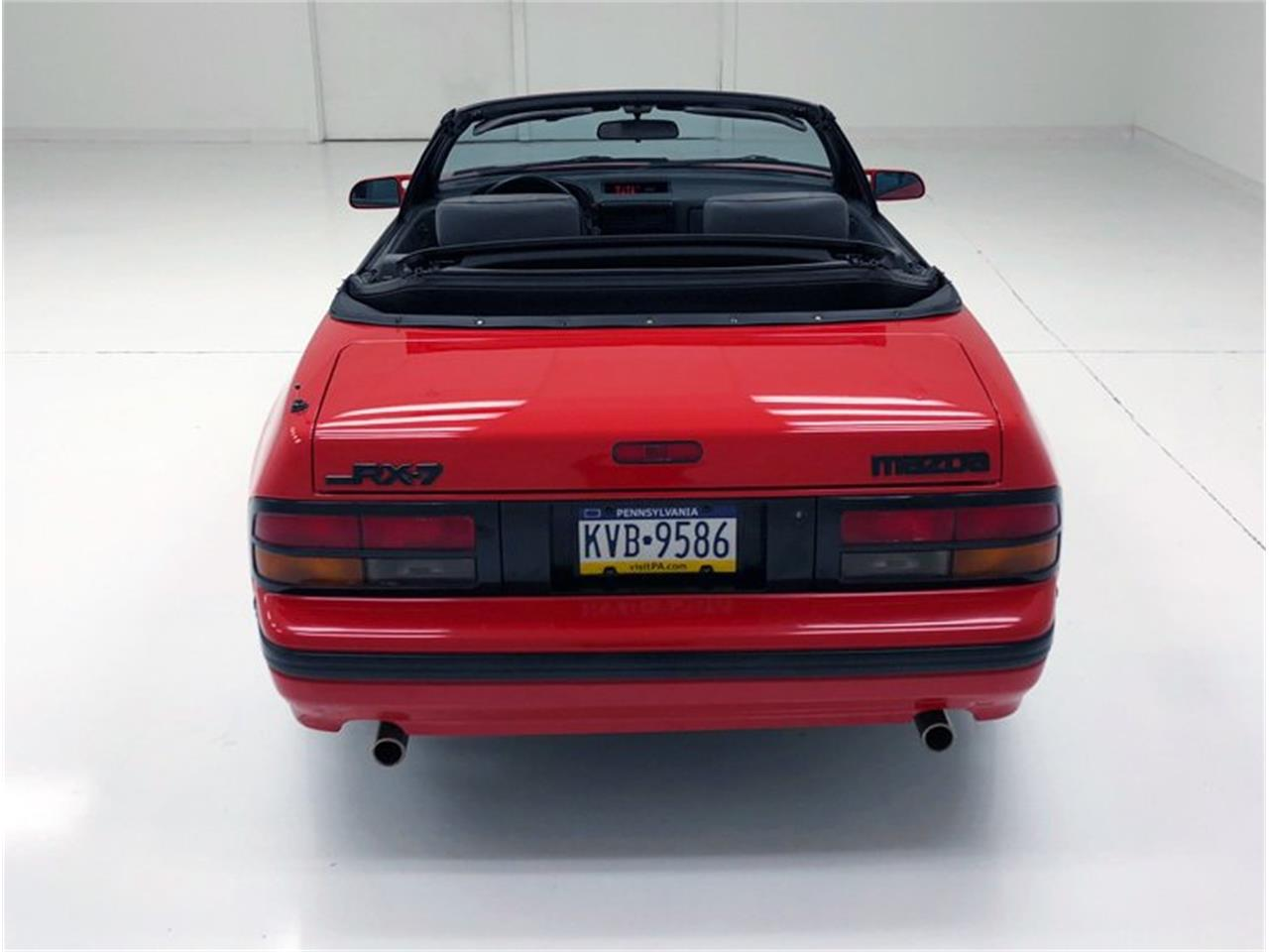 Large Picture of 1988 Mazda RX-7 located in Morgantown Pennsylvania - $9,400.00 Offered by Classic Auto Mall - OTRD