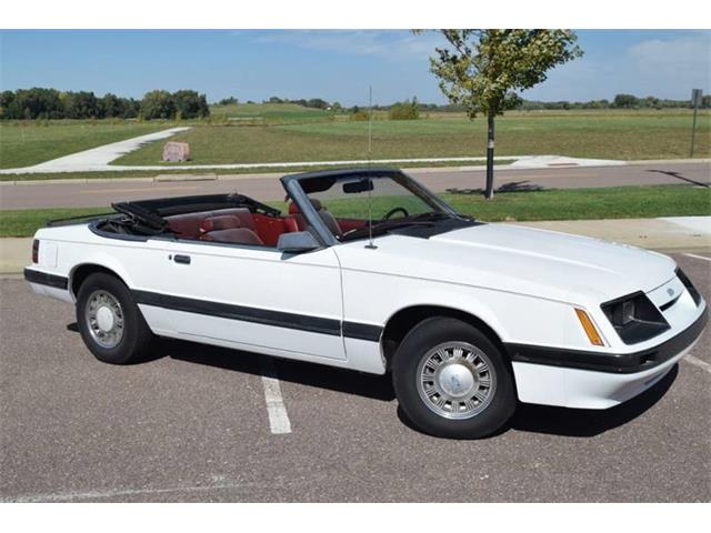Picture of 1985 Ford Mustang - $4,495.00 Offered by  - ONZL