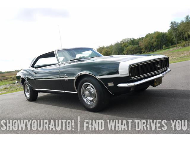 Picture of 1968 Chevrolet Camaro located in Illinois - $45,000.00 Offered by  - ONES