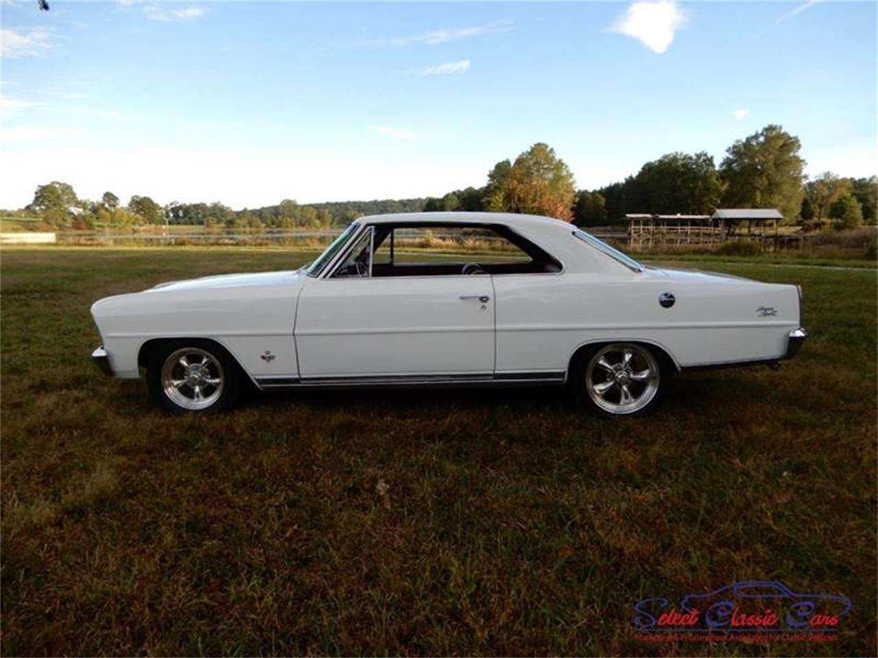 Large Picture of '67 Nova - OTTX