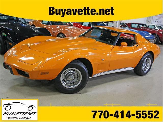 Picture of '77 Corvette - OTUE