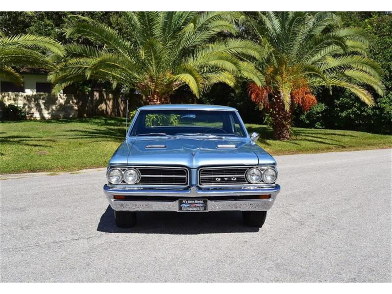 Large Picture of '64 GTO located in Clearwater Florida Offered by PJ's Auto World - OTUJ