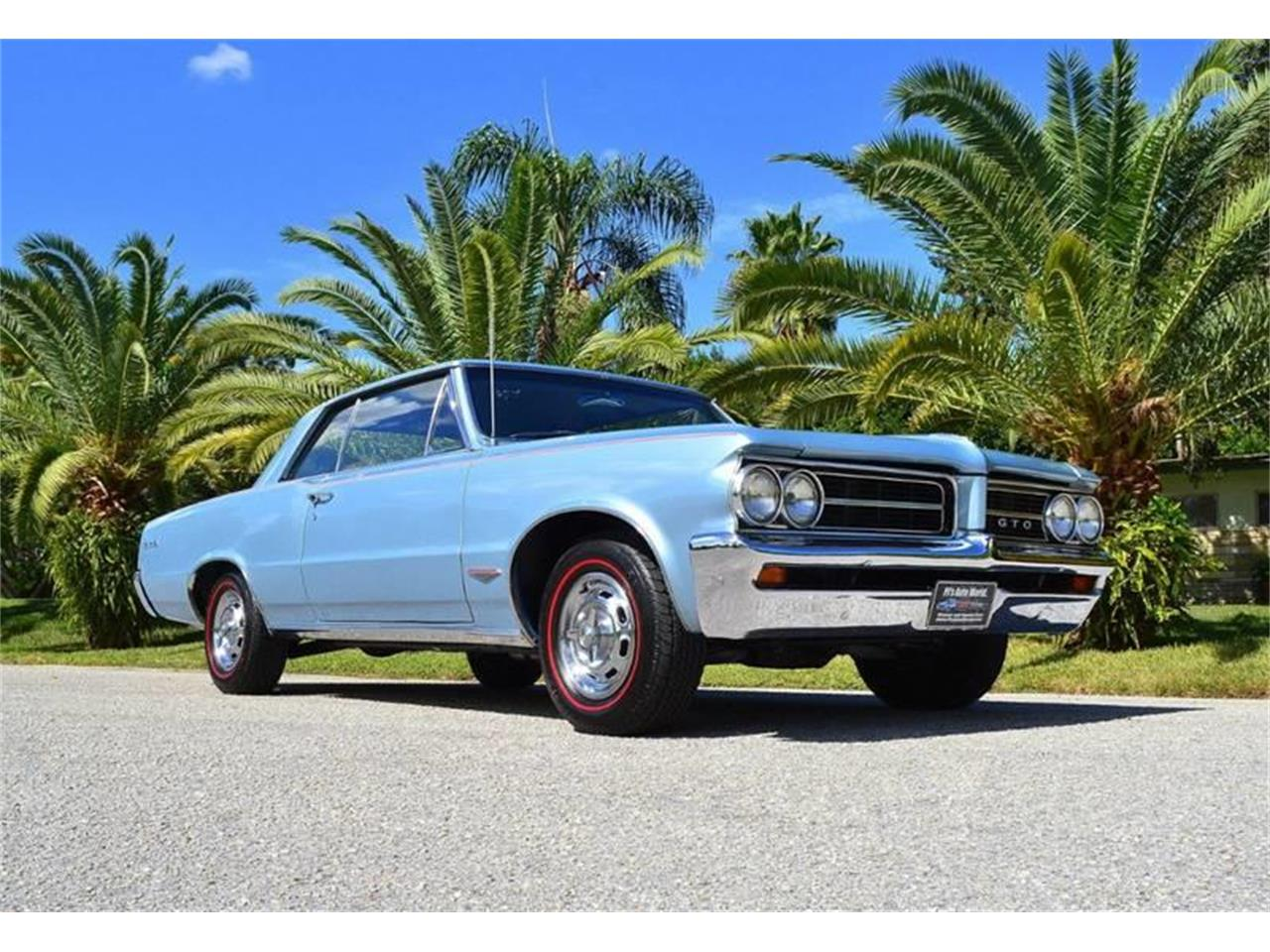 Large Picture of Classic 1964 GTO - $44,900.00 - OTUJ