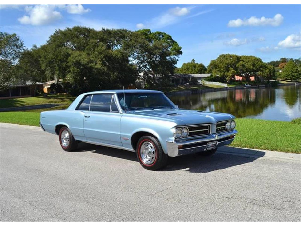 Large Picture of Classic 1964 GTO located in Florida - $44,900.00 - OTUJ