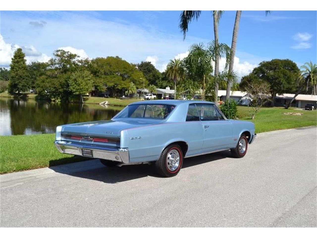 Large Picture of Classic 1964 Pontiac GTO located in Florida Offered by PJ's Auto World - OTUJ