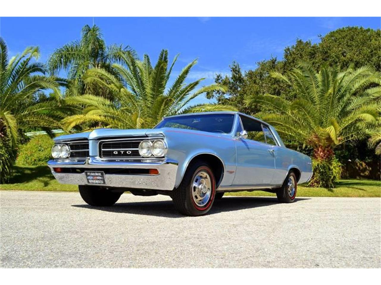 Large Picture of Classic '64 GTO located in Clearwater Florida - OTUJ