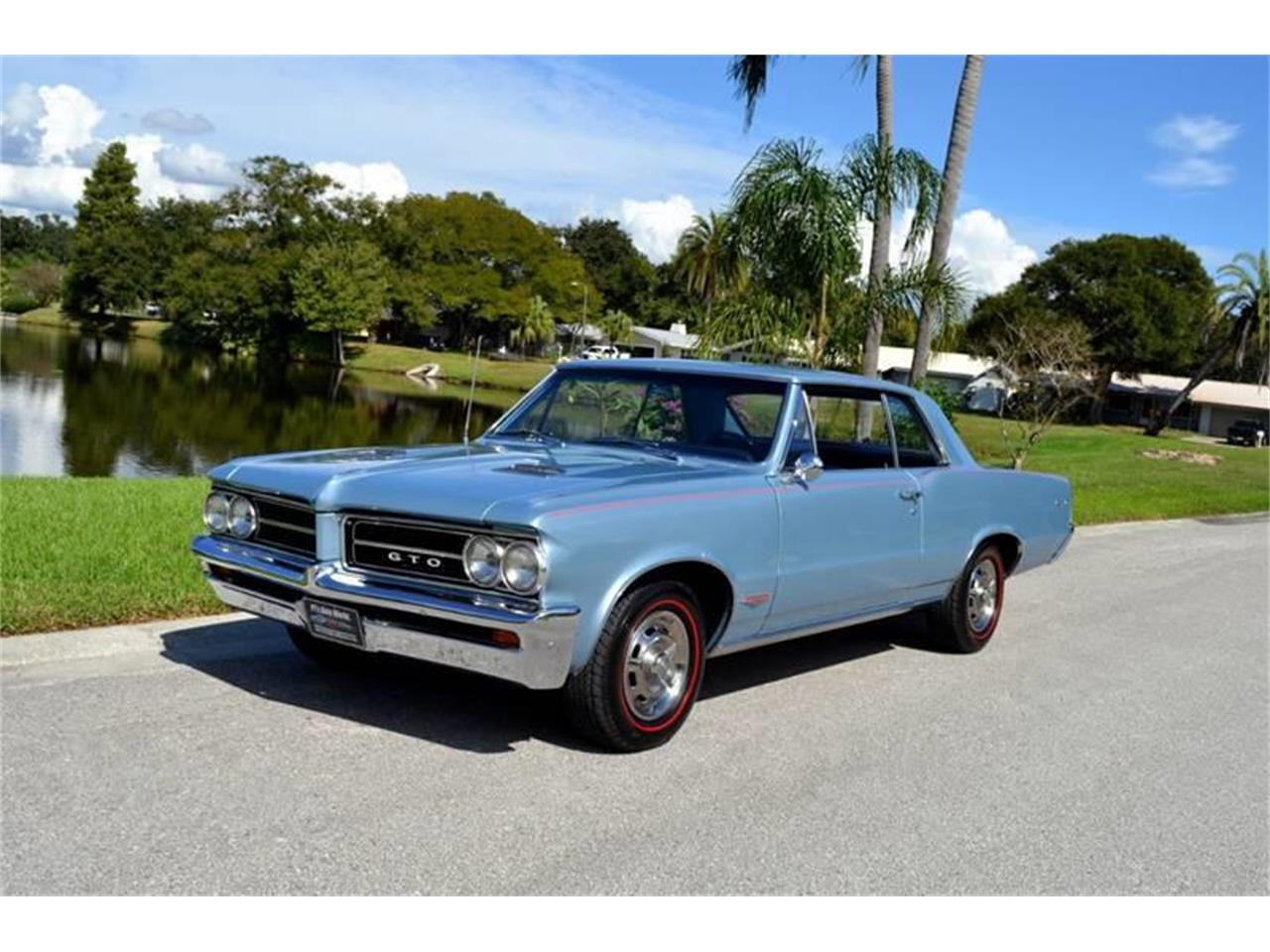 Large Picture of '64 Pontiac GTO located in Florida - OTUJ
