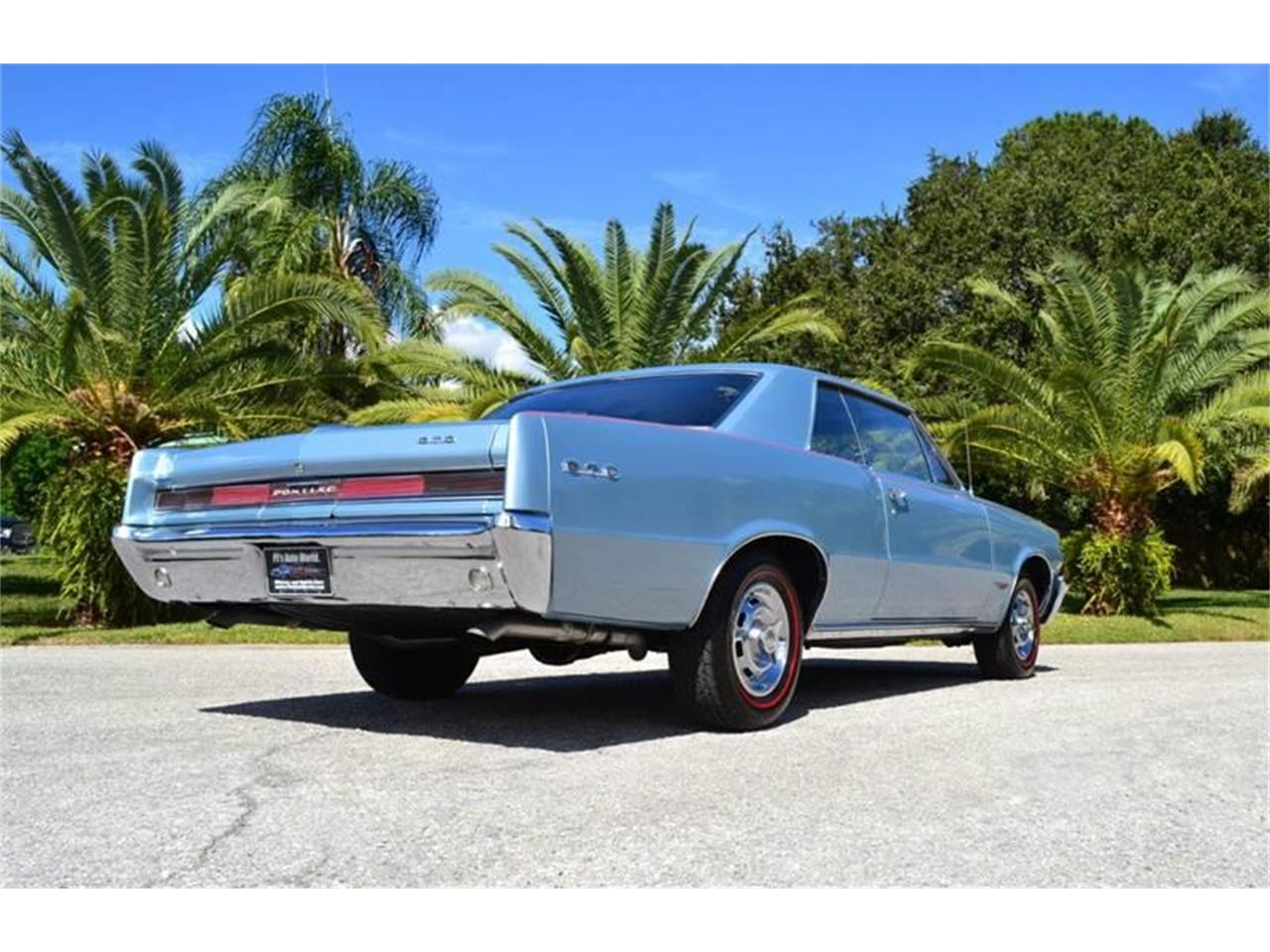 Large Picture of Classic 1964 Pontiac GTO located in Florida - OTUJ