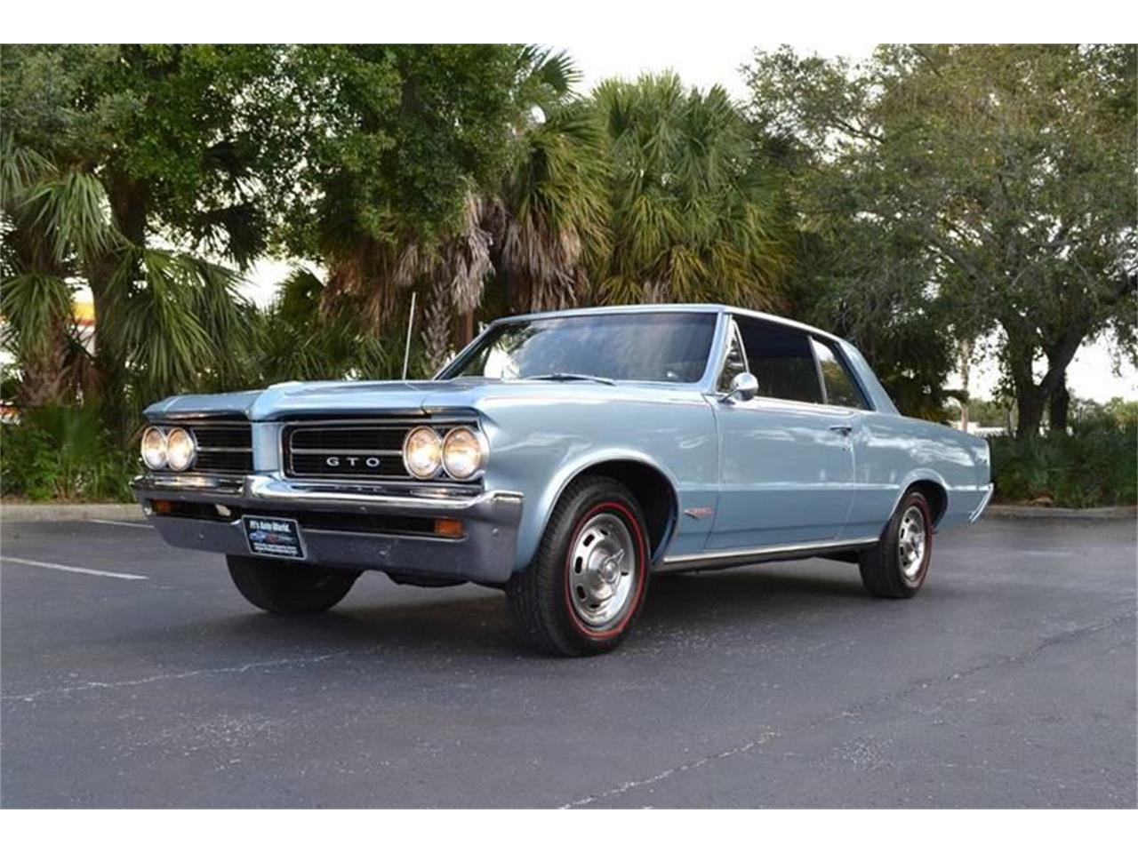 Large Picture of Classic '64 Pontiac GTO located in Clearwater Florida Offered by PJ's Auto World - OTUJ