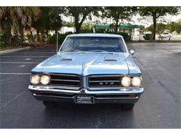 Picture of 1964 Pontiac GTO located in Clearwater Florida - OTUJ