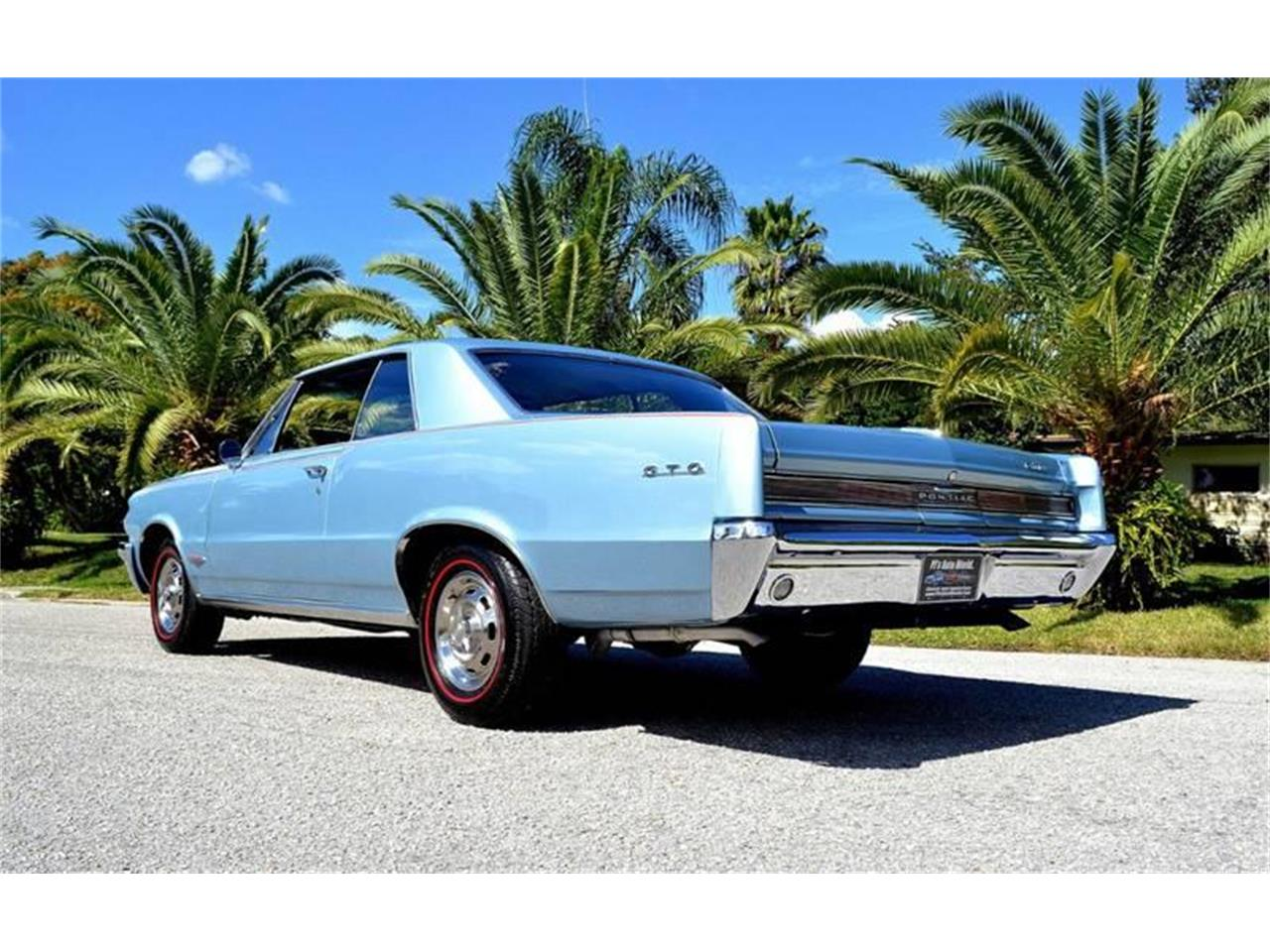 Large Picture of 1964 Pontiac GTO located in Florida - $44,900.00 Offered by PJ's Auto World - OTUJ