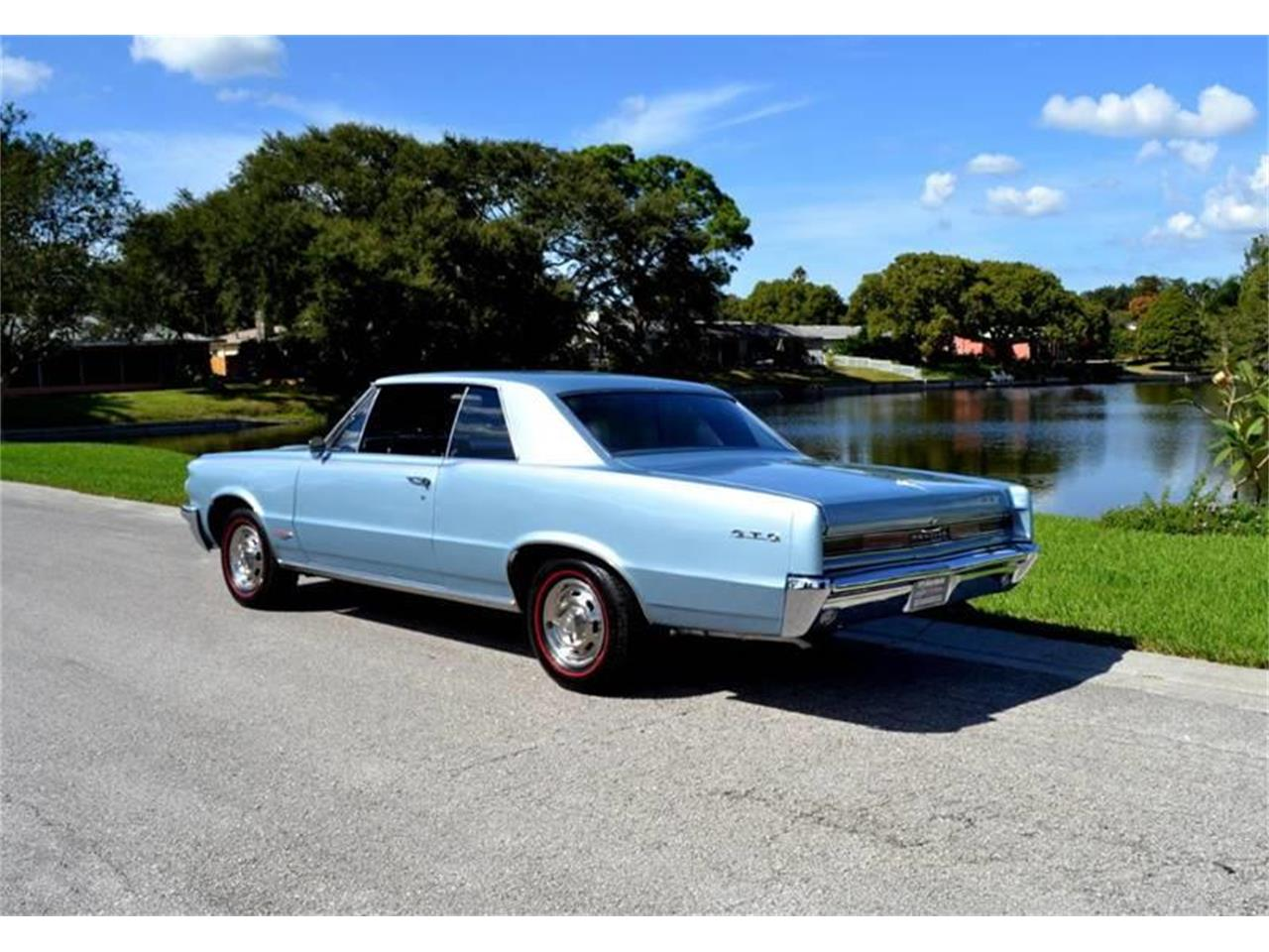 Large Picture of '64 Pontiac GTO located in Clearwater Florida - OTUJ