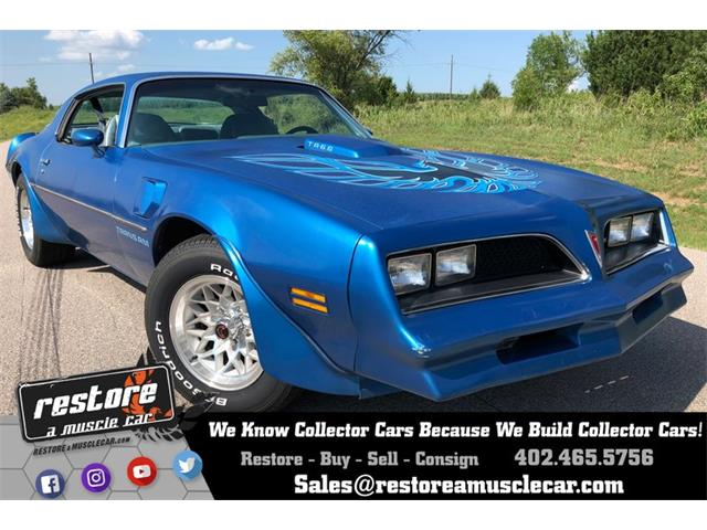 Picture of 1978 Firebird Trans Am located in Lincoln Nebraska - $34,900.00 - OTVE