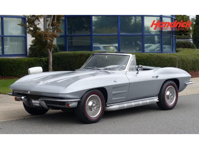 Picture of '64 Corvette - OTWY