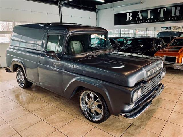 Picture of '59 F100 - OTYL
