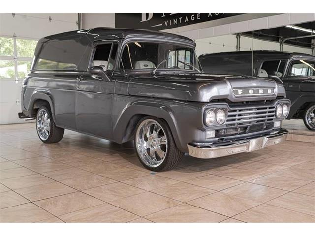 1957 to 1959 Ford F100 for Sale on ClassicCars com on