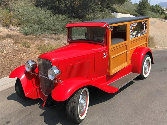 Picture of '30 Woody Wagon - OTYM