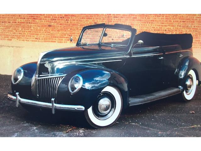 Picture of '39 Convertible - OTZ7