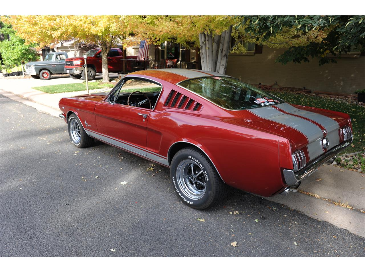 Large Picture of '65 Ford Mustang - $48,500.00 - OO0C