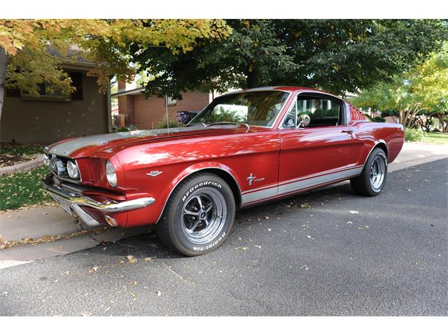 65 Mustang For Sale >> 1965 Ford Mustang For Sale On Classiccars Com