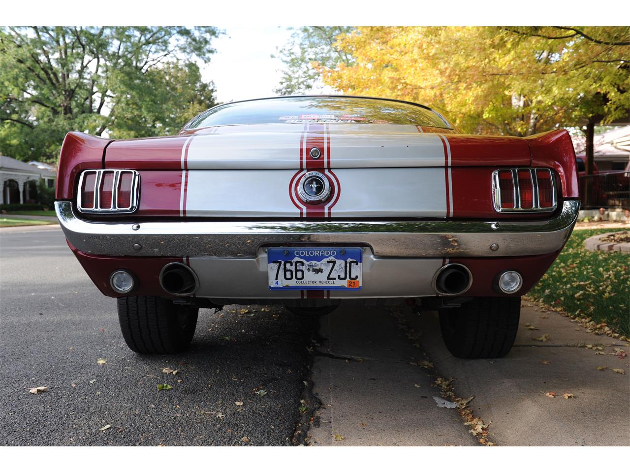 Large Picture of Classic '65 Ford Mustang - $48,500.00 Offered by a Private Seller - OO0C