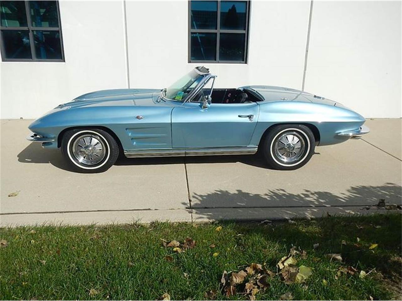 Large Picture of '64 Corvette - OTZR