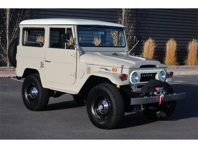 Picture of 1970 Land Cruiser FJ Offered by  - OTZV