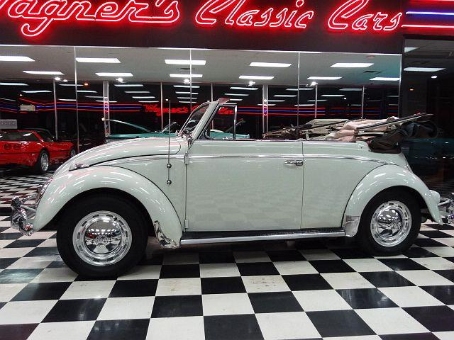 Picture of '58 Beetle - OU04