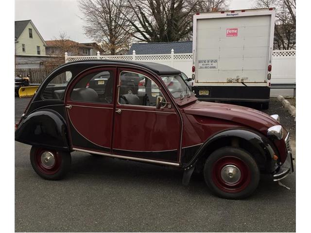Picture of '85 2CV - OU0H