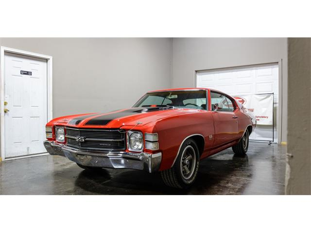 Picture of '71 Chevelle SS - OU11