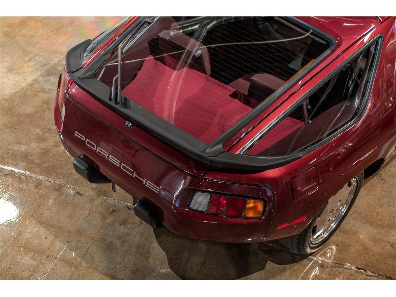 Large Picture of '83 Porsche 928S located in Michigan - $35,000.00 Offered by LBI Limited - OU14