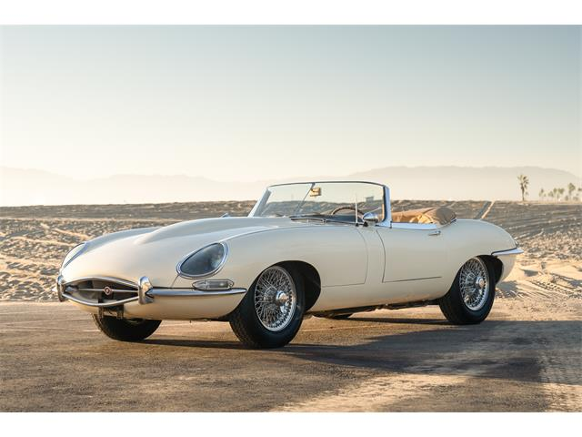 Picture of '62 Jaguar E-Type - $135,000.00 Offered by  - OU16