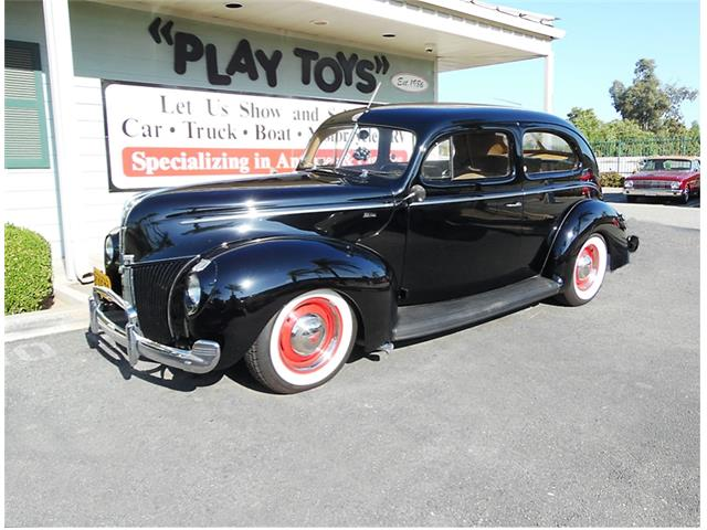 Picture of '40 Ford Tudor located in Califronia - $49,995.00 Offered by  - OU1B