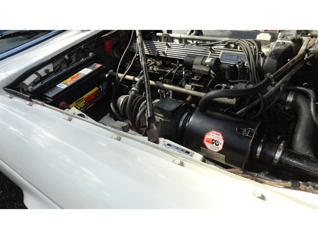 Large Picture of '85 XJ6 - OU1F
