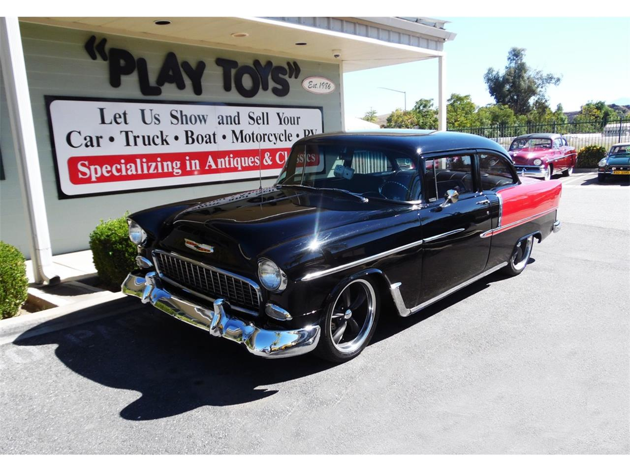 Large Picture of '55 Bel Air - OU1Q